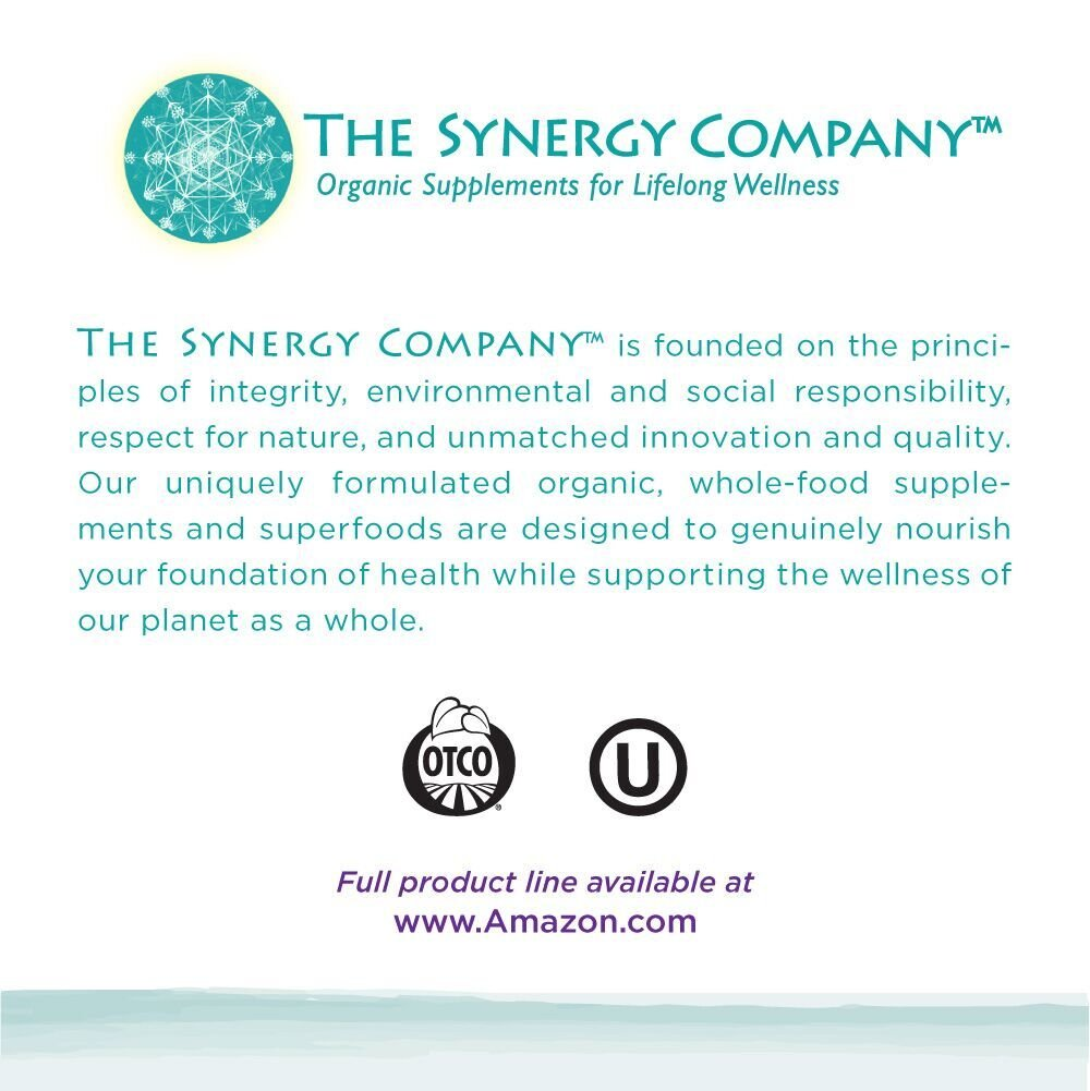 Pure Synergy Rapid Rescue (42 Capsules) w/Organic Echinacea & Elderberry Extracts by Pure Synergy (Image #8)