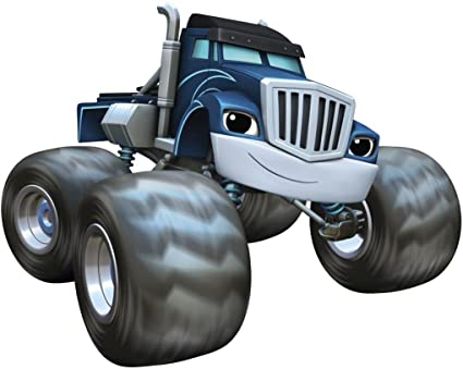 Image result for blaze and the monster machines crusher