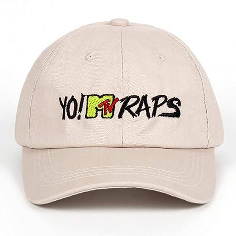 SADUZI Gorra De Beisbol Sombrero del Papá Hip Hop Snapback Gorras ...