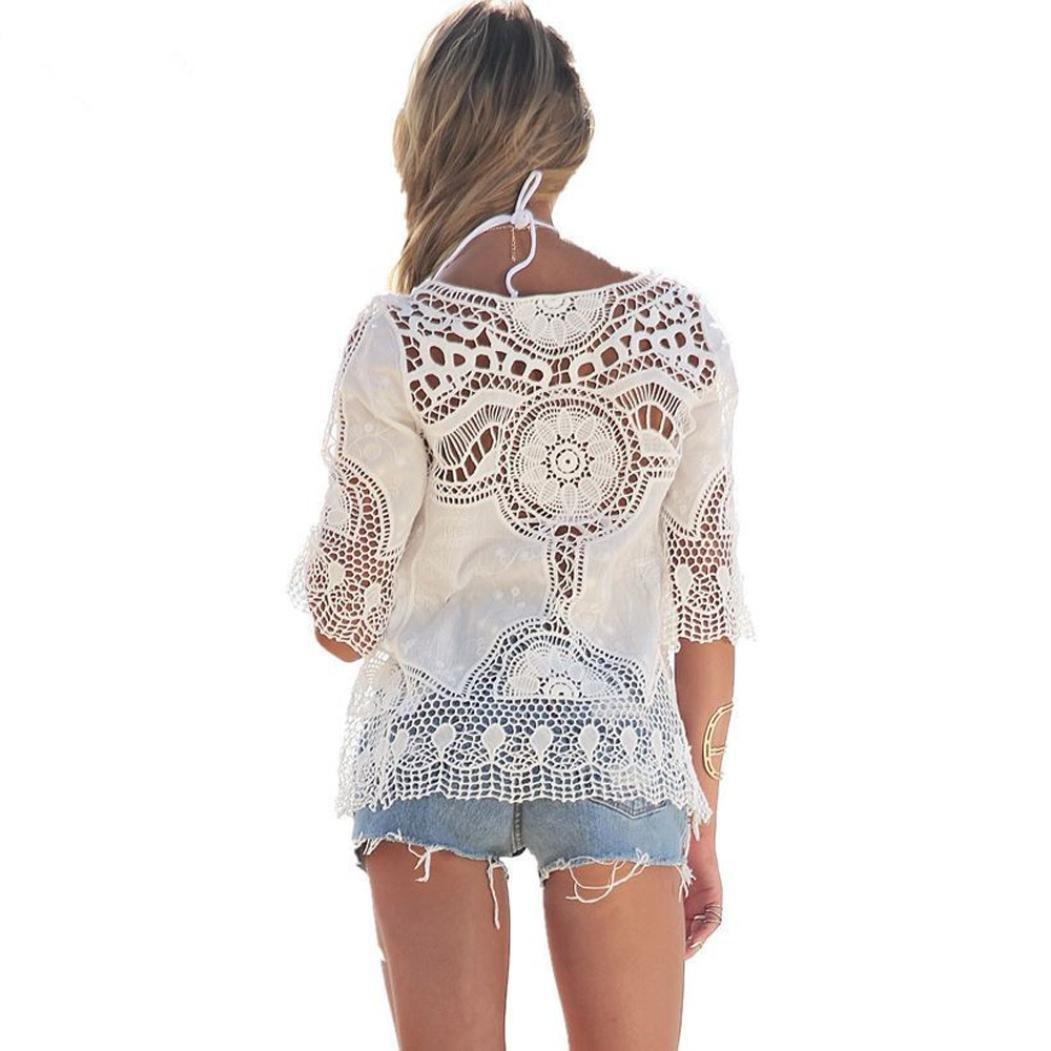 Blusas de moda 2016 en crochet | Blusasmoda.org
