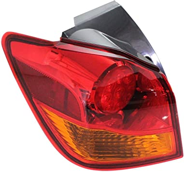 NEW RIGHT HALOGEN TAIL LAMP ASSEMBLY FOR 2016 MITSUBISHI OUTLANDER MI2805108