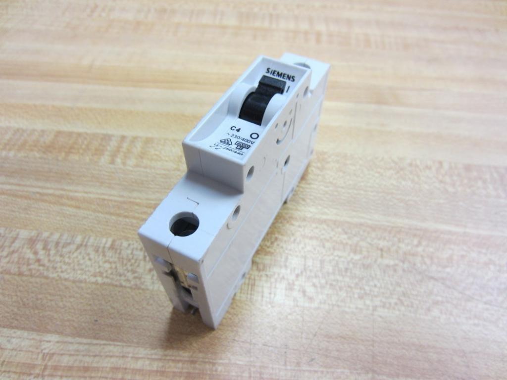 230//400V 3A Siemens 5SX21 Circuit Breaker