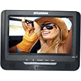 Sylvania SDVD9957 Portable DVD Player with Dual 9in Screen (Black) (Renewed)