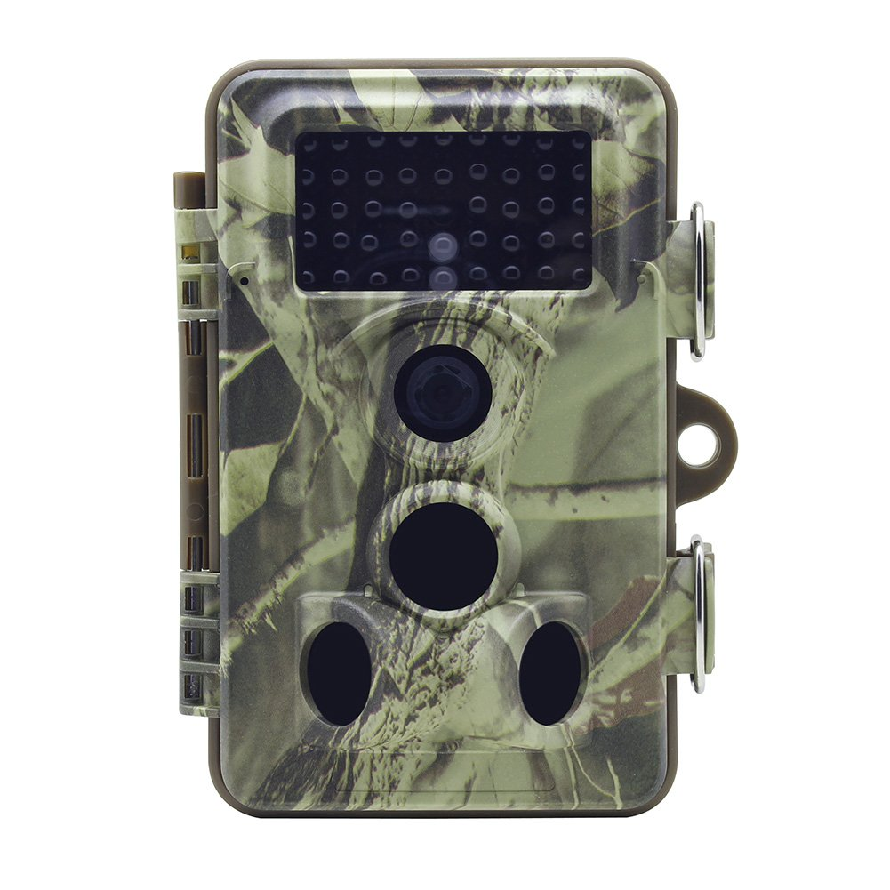 MDTEK@RD1006S Outdoor Hunting Trail Camera HD 12MP 1080P Wildlife Game Camera 3PIR Lnfrared For Wildlife Monitoring