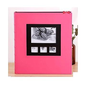 Amazon Com Muziwenju Leather Photo Album Interstitial