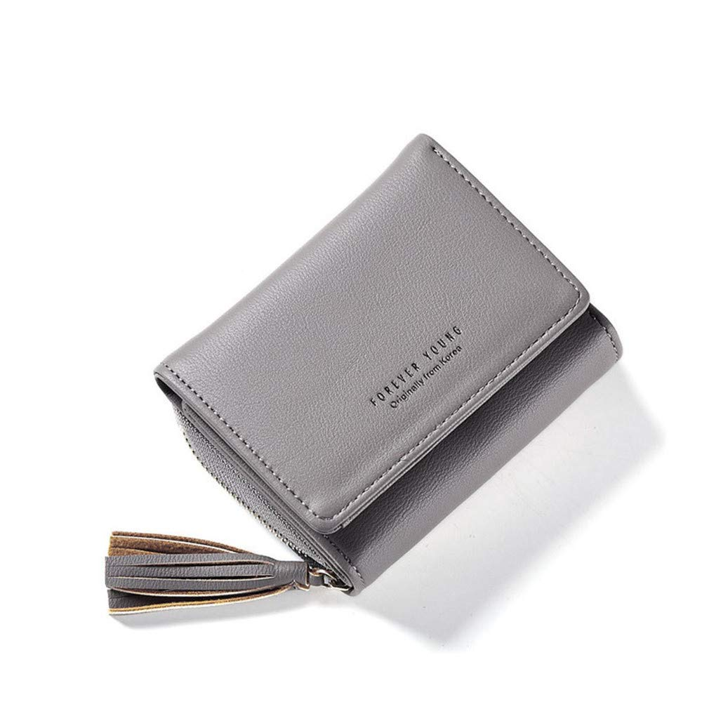 f60c60eff93d Amazon.com: Girlsabag Coin Purses Card Holders Invoice Pocket PU ...