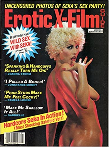 Guide to erotic films