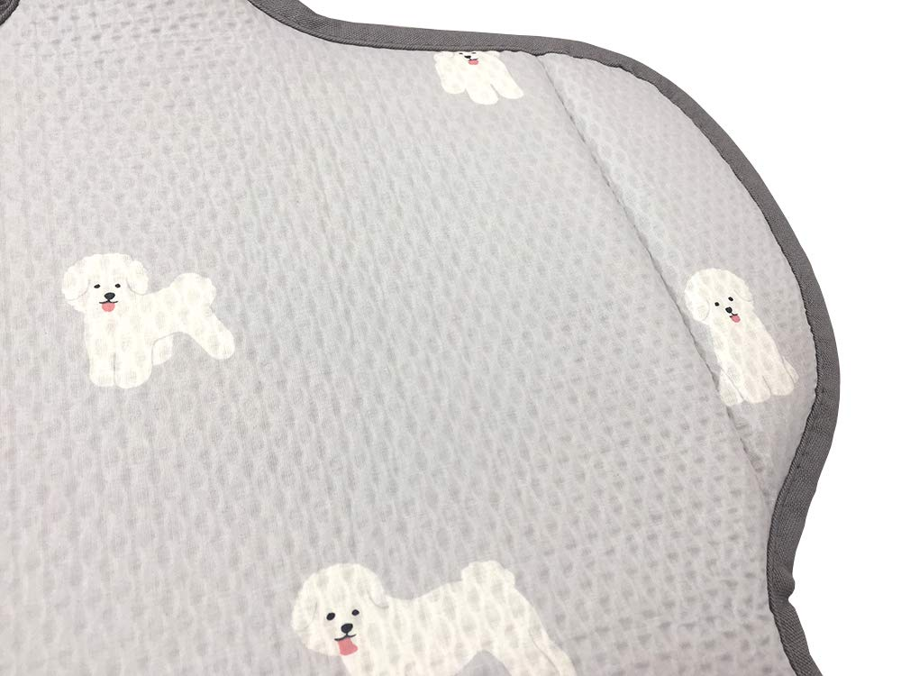 Momnoko 3D Air Mesh Cool Liner for Stroller & Car Seat (Puppy Pattern) by Momnoko (Image #3)