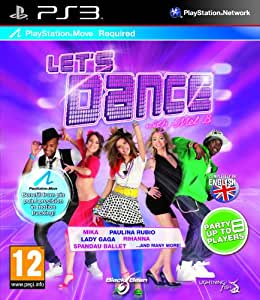 Let's Dance with Mel B (PS3) [Importación inglesa]