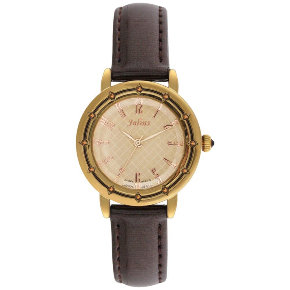 ファッションダイヤモンドレディース時計/レトロレザーストラップウォッチ/シンプルフレームダイヤモンドレディースwatch-a B01LEIO2ZU