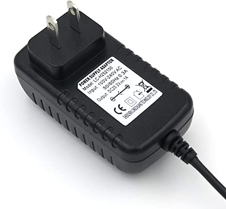 UpBright AC//DC Adapter Compatible with Segway Ninebot eKickScooter Zing E8 E10 E12 Kids Electric Kick Scooter 21.6V 21.6 VDC 21.6VDC Model NB-25D2-00D8-US NB-25D2-00D8US Power Supply Battery Charger
