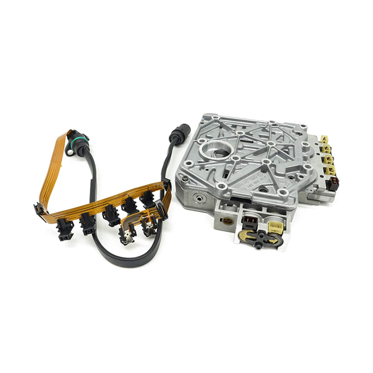 Automatic Transmission Valve Body 01M Transmission Wiring Harness Replacement for 99-05 VW 2.0L Jetta Golf MK4 TDI Engine Beetle 4 Speed 01M325039F 01M325283A by coolautocore (Image #3)