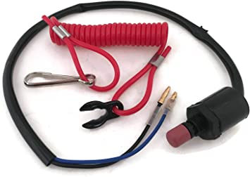 TH Marine L-4 Replacement Lanyard For Ignition Kill Switches