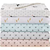 HipStyle Printed Sheet Set, Twin, Grey