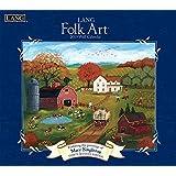 Lang Folk Art 2019 Calendar: Bonus Free Download