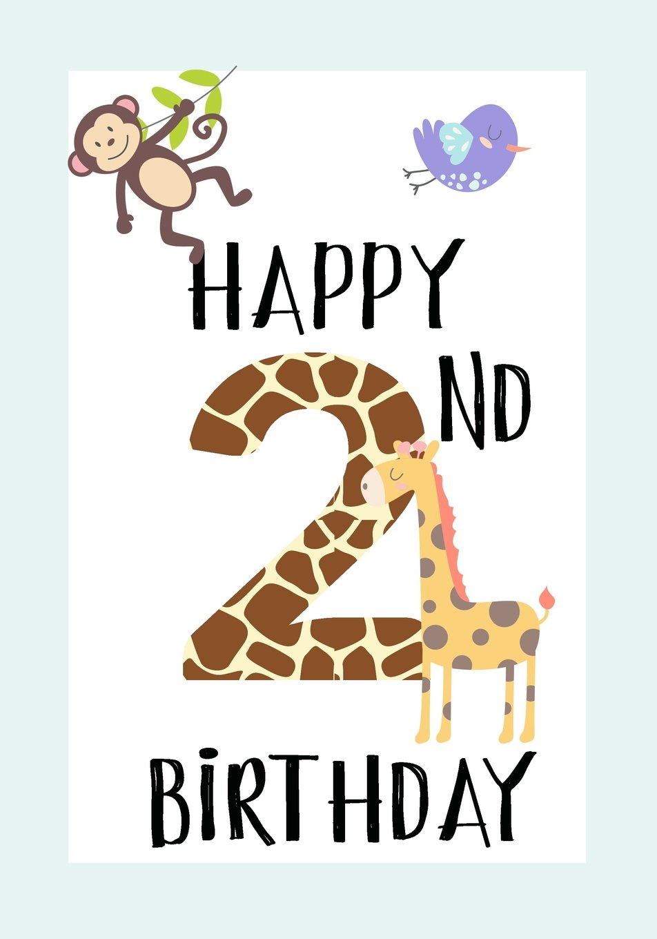 Happy 2nd Birthday: Birthday Books For Boys, Birthday Journal Notebook For 2 Year Old For Journaling & Doodling, 7 x 10, (Birthday Keepsake Book) Paperback – June 3, 2017 Dartan Creations 1547117079 Blank Books/Journals Non-Classifiable