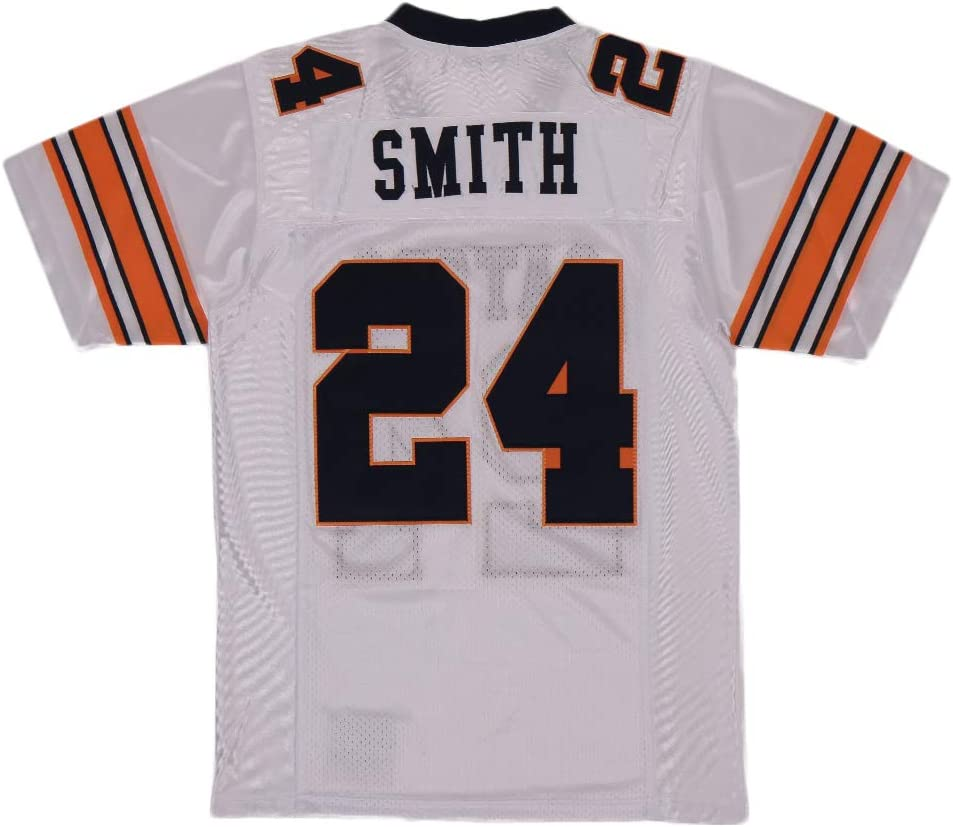 Mens Gators #24 Emmitt Smith #9 Sonny Jurgensen High School Football Jersey Size S-3XL