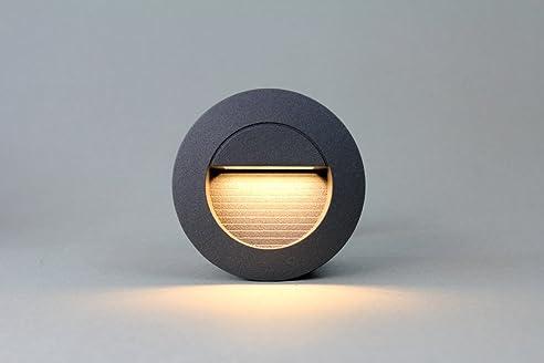 LEDmich ® 1,2w LED Wandleuchte Stiegen Einbauleuchte Warmweiß ...