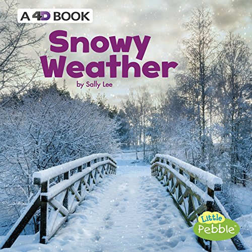 Snowy Weather: A 4D Book (All Kinds of Weather)