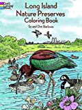 img - for Long Island Nature Preserves Coloring Book book / textbook / text book
