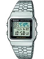 Casio Collection Unisex-Armbanduhr A500WEA 1EF