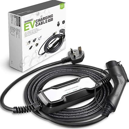 Morec Portable EV cargador de cable (estándar de EE.UU ...