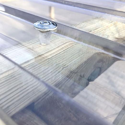 festnight Caseta de jardín para Exterior de Madera para madera leña de 2 x 2 x 2 m: Amazon.es: Hogar