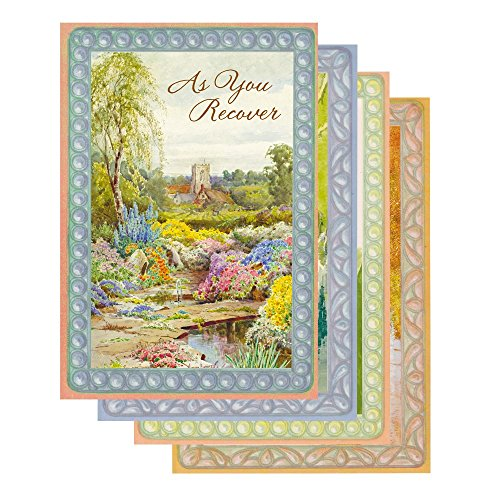 Get Well - Inspirational Boxed Cards - Waters of Life (Boxed Cards Well)