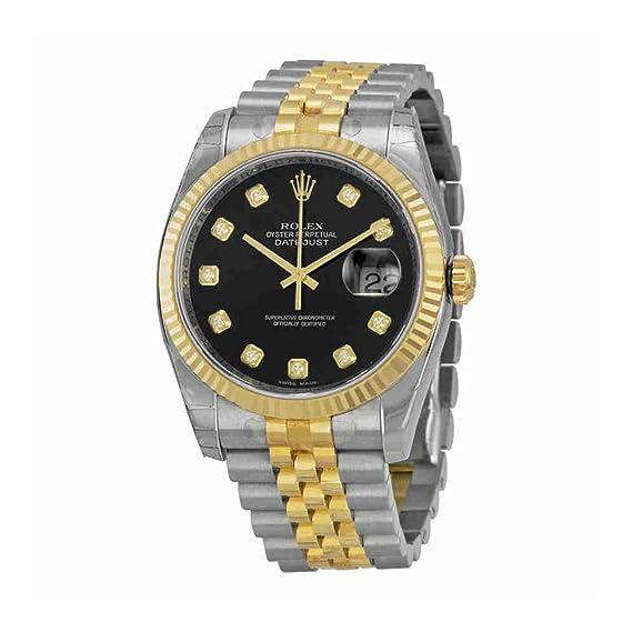 Rolex 116233-BKDJ - Reloj para mujeres