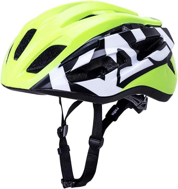 Kali Protectives Loka Valor Bicycle Helmet Matte Black//Red