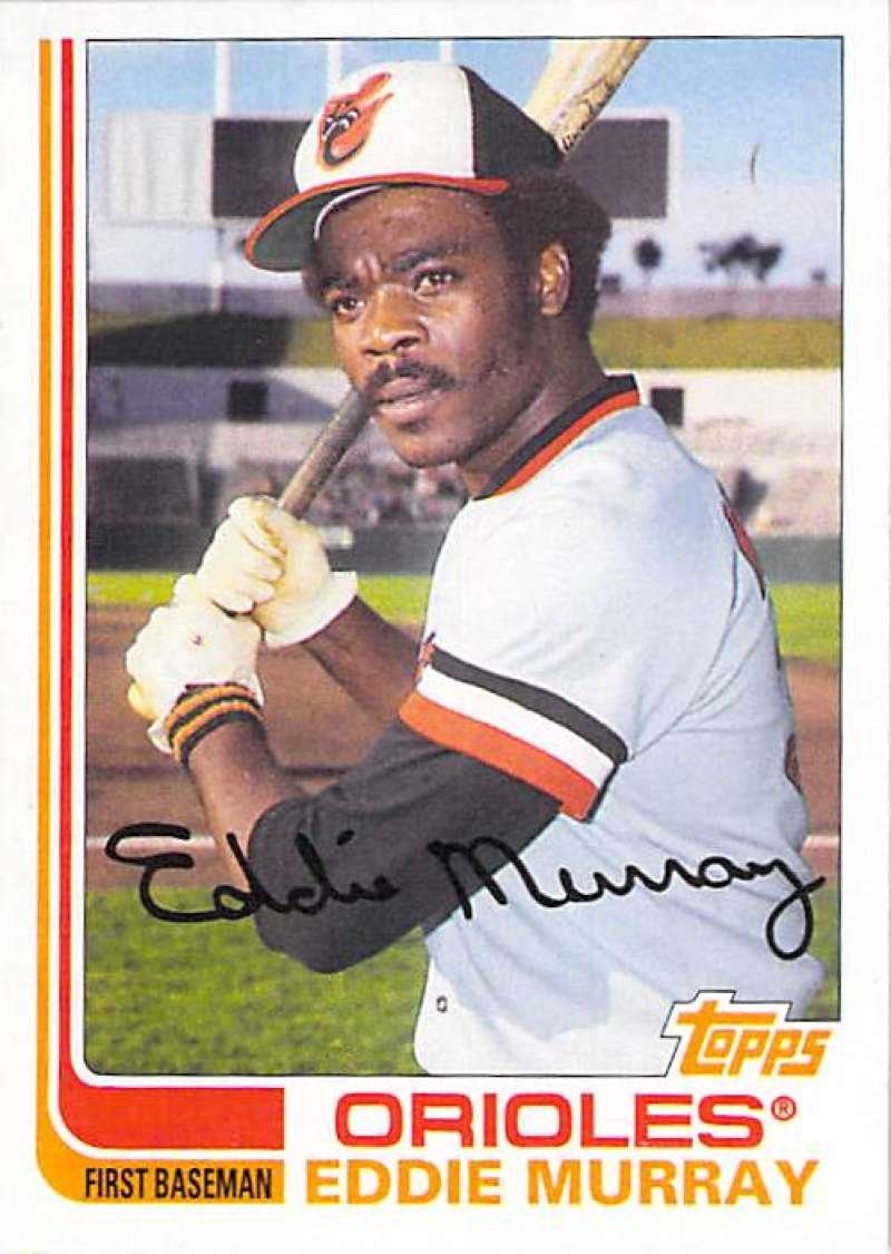 2017 Topps Archives #181 Eddie Murray Baltimore Orioles