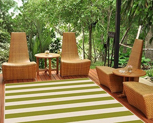 Universal Rugs Indoor Outdoor Green product image