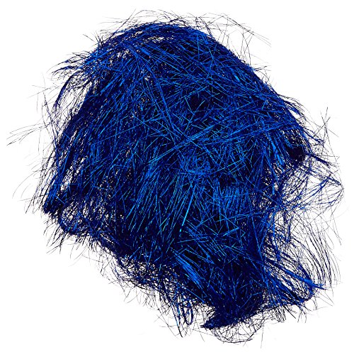 Homeford Cellophane Shreds Packaging, 20 Grams, Royal Blue, 20G