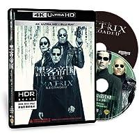 {华纳} 黑客帝国:重装上阵 4K UHD蓝光双碟版(蓝光碟 BD100+BD50)