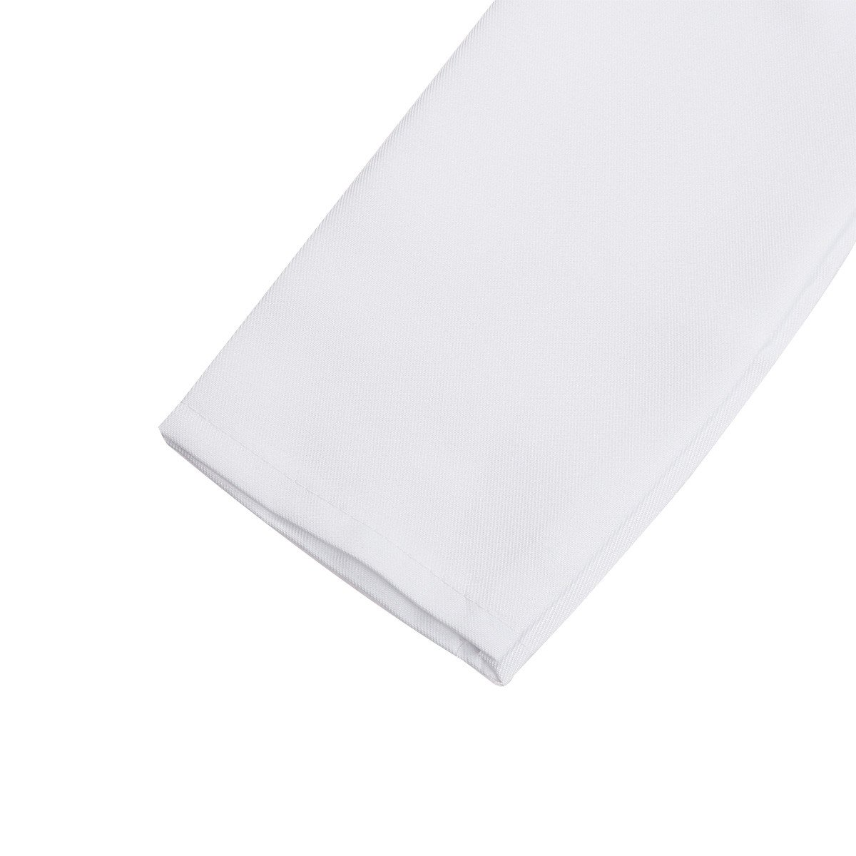 Freebily Scrubs Childrens Lab Coat-Soft Fabric Long Sleeve Doctor Uniform White Cosplay Dress up Costume White 4-5 by Freebily (Image #4)