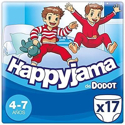 Dodot Happyjama Pa/ñales 8-12 a/ños para Ni/ña 13 Unidades Ropa Interior Absorbente