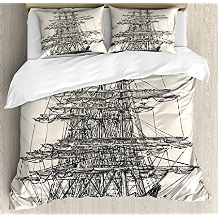 61F1N0gGhfL._SS450_ Pirate Bedding Sets and Pirate Comforter Sets