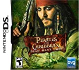 Pirates of the Caribbean Dead Man's Chest - Nintendo DS