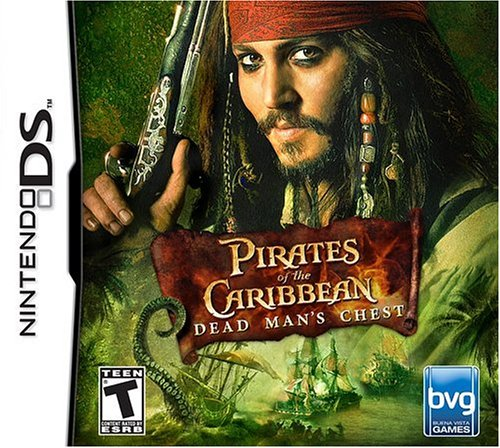 Pirate Boutique - Pirates of the Caribbean Dead Man's Chest - Nintendo DS