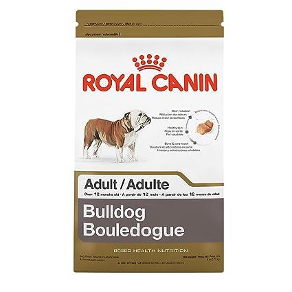 Amazoncom Royal Canin Breed Health Nutrition Bulldog Adult Dry Dog