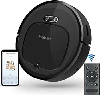 lexvss Pureatic V2S Robot Vacuum Cleaner with Smart Mapping