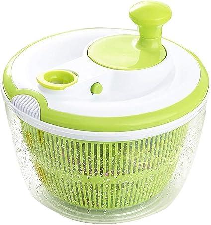 yuanbogg Salade Rotator Cuisine Maison S/échoir /À L/égume Sec Fruits en Vrac Et L/égumes /À S/échage Rapide@Rose/_Conventionnel