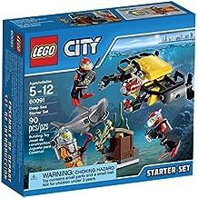 LEGO, City, Deep Sea Starter Set (60091)