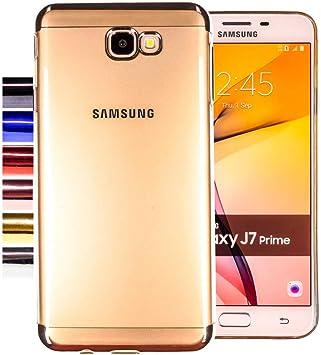COOVY® Funda para Samsung Galaxy J7 Prime SM-G610Y /Duos SM-G610F ...