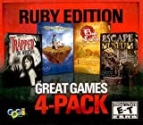 Ruby Editon Great Games (4 Pack)