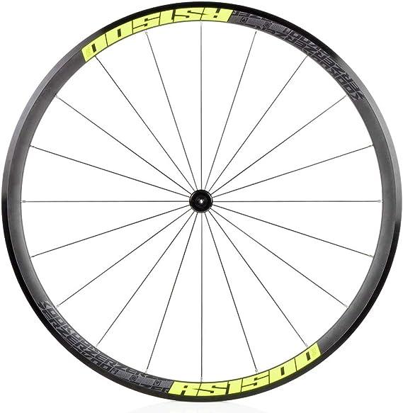 Juego Ruedas Bicicleta 700C Rueda Trasera Delantera para CX ...