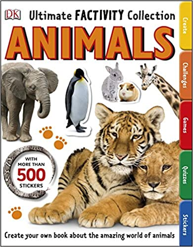Ultimate Factivity Collection Animals