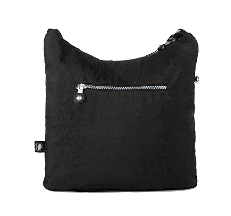 cba57e3a78 Di Grazia Convertible (2 way) Womens Waterproof Handbag Backpack (Black