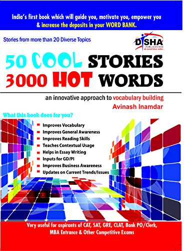Amazon com: 50 COOL STORIES 3000 HOT WORDS (VOCABULARY for