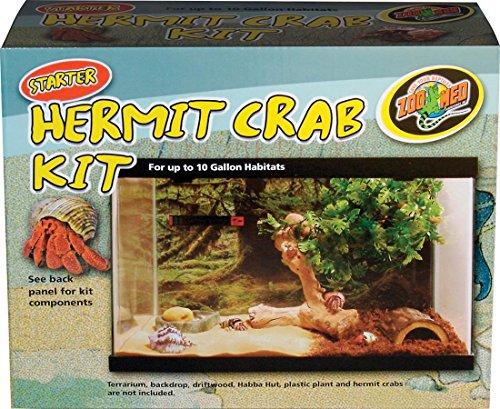 61F1WIxz%2BzL - Zoo Med Starter Hermit Crab Starter Kit